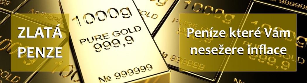 Zlatá penze